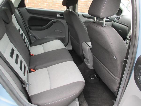 2009 Ford Focus 1.6 TDCi Zetec image 7