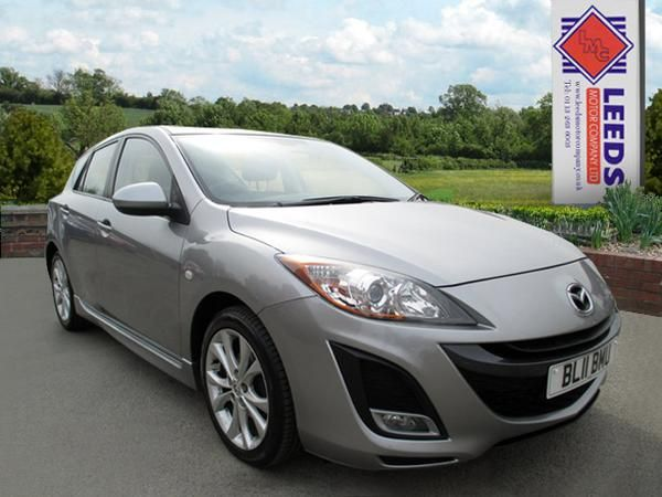 2011 Mazda 3 1.6 Takuya image 1