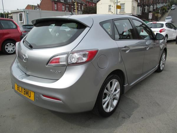 2011 Mazda 3 1.6 Takuya image 3