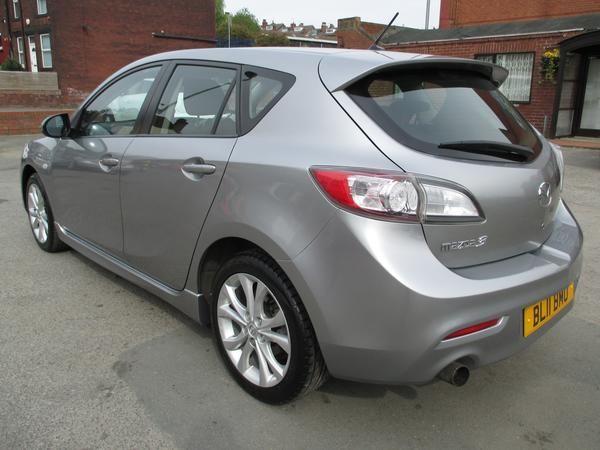 2011 Mazda 3 1.6 Takuya image 4