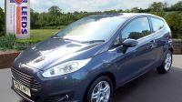 2013 Ford Fiesta 1.25 82 Zetec