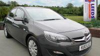 2013 Vauxhall Astra 1.7 CDTi 16V