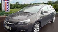 2012 Vauxhall Astra 1.7 CDTi 16V