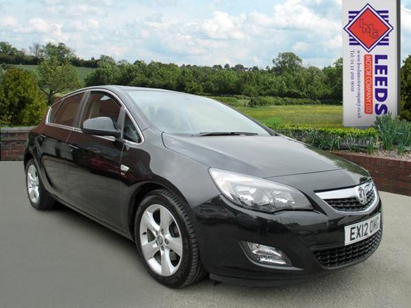 2012 Vauxhall Astra 1.7 CDTi 16V image 1