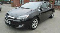 2012 Vauxhall Astra 1.7 CDTi 16V image 4