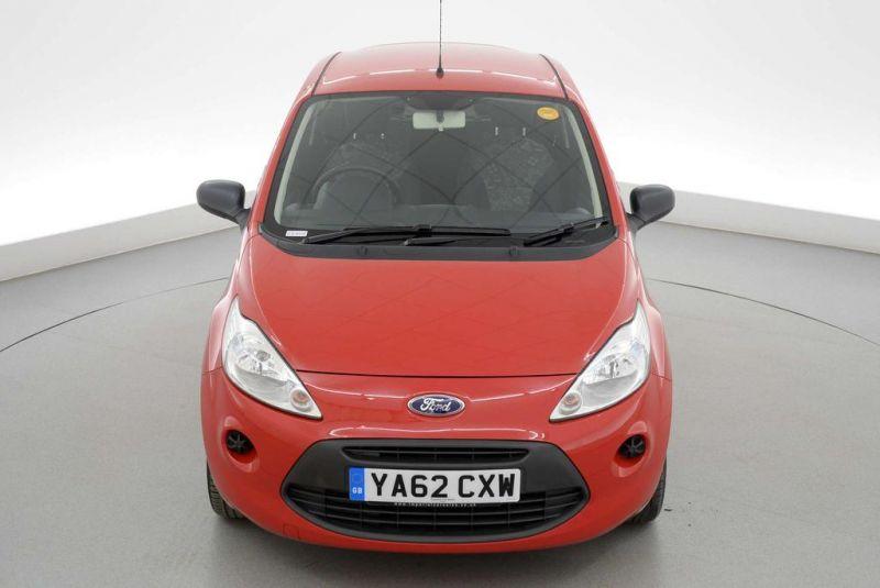 2013 Ford KA 1.2 Studio 3dr image 1