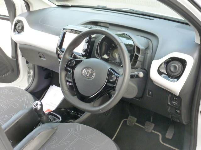 2015 Toyota Aygo 1.0 VVT-i 5dr image 7