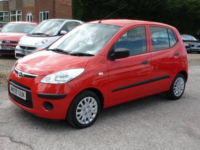 2009 Hyundai i10 1.2 5dr image 1