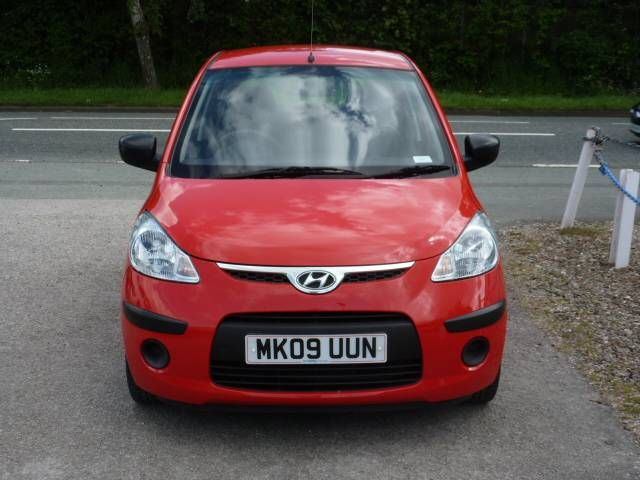 2009 Hyundai i10 1.2 5dr image 3