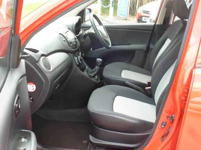 2009 Hyundai i10 1.2 5dr image 6