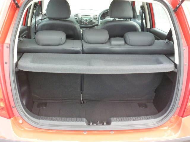 2009 Hyundai i10 1.2 5dr image 9