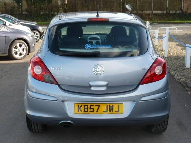 2007 Vauxhall Corsa 1.4i 16V SXi 3dr image 4