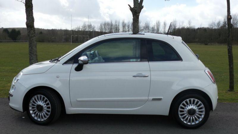 2012 Fiat 500 1.2 Lounge 3dr image 4