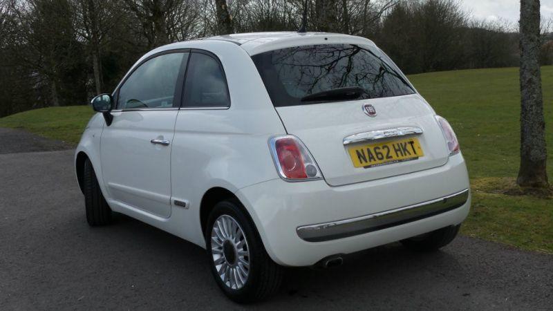 2012 Fiat 500 1.2 Lounge 3dr image 5