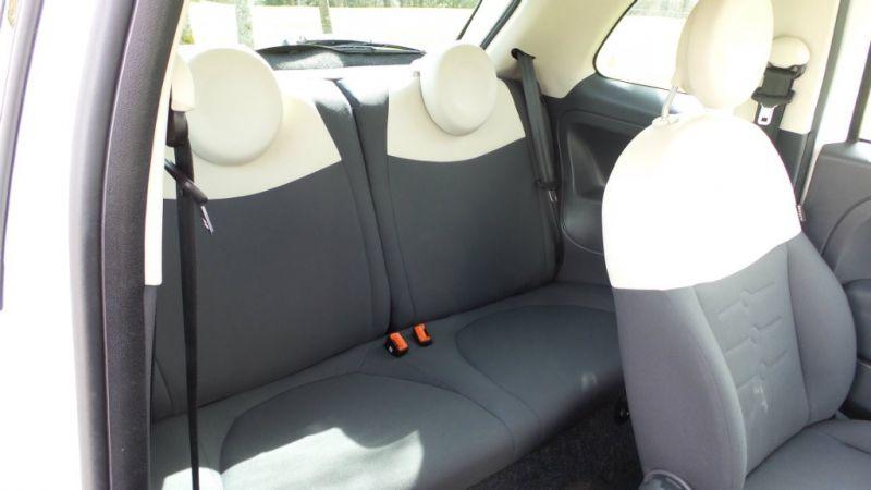 2012 Fiat 500 1.2 Lounge 3dr image 6