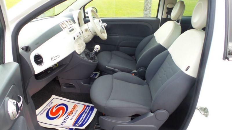 2012 Fiat 500 1.2 Lounge 3dr image 9