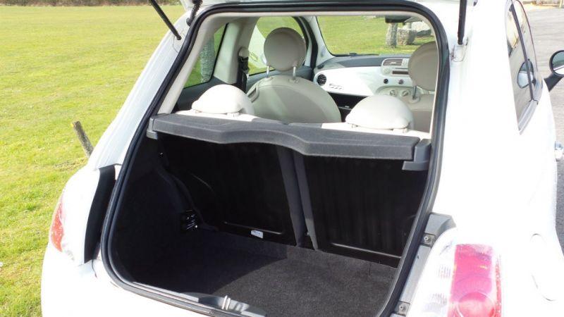 2012 Fiat 500 1.2 Lounge 3dr image 10