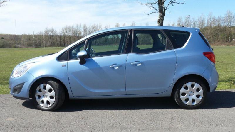 2013 Vauxhall Meriva CDTi 16v 5dr image 2