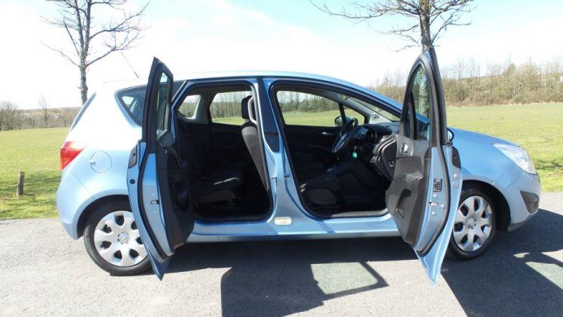 2013 Vauxhall Meriva CDTi 16v 5dr image 7