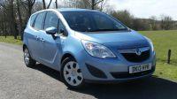 2013 Vauxhall Meriva CDTi 16v 5dr