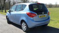 2013 Vauxhall Meriva CDTi 16v 5dr image 4