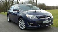 2012 Vauxhall Astra i VVT 16v Elite 5dr
