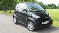 2008 Smart Fortwo Pure 2dr