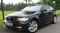 2007 BMW 118d 1 Series SE 3dr