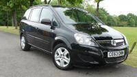 2013 Vauxhall Zafira i VVT 16v 5dr