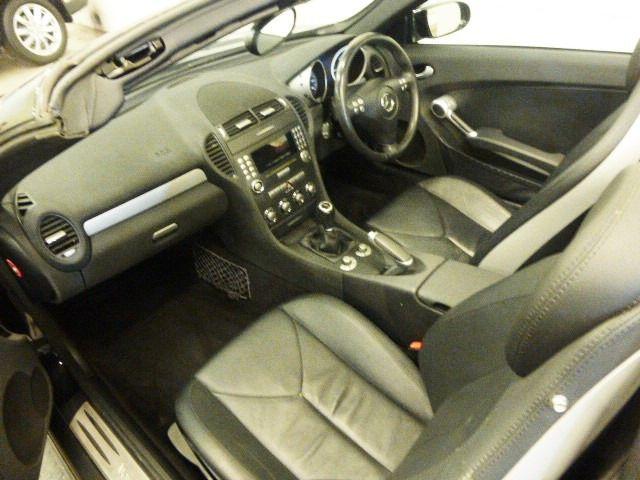 2005 Mercedes-Benz 1.8 SLK200 Kompressor 2d image 6