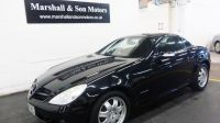 2005 Mercedes-Benz 1.8 SLK200 Kompressor 2d