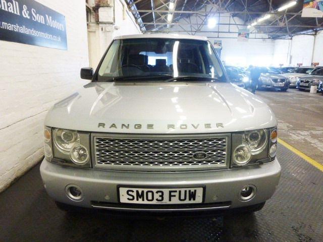 2003 Land Rover Range Rover 4.4 V8 VOGUE 5d image 3