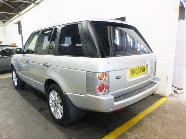 2003 Land Rover Range Rover 4.4 V8 VOGUE 5d image 4