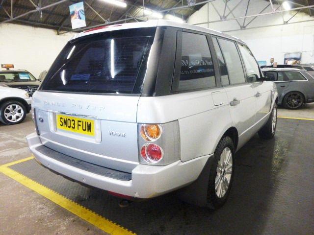2003 Land Rover Range Rover 4.4 V8 VOGUE 5d image 6
