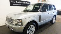 2003 Land Rover Range Rover 4.4 V8 VOGUE 5d