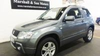 2007 Suzuki Grand Vitara 1.6 VVT Plus 3d