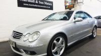 2003 Mercedes-Benz 2.6 CLK240 2d