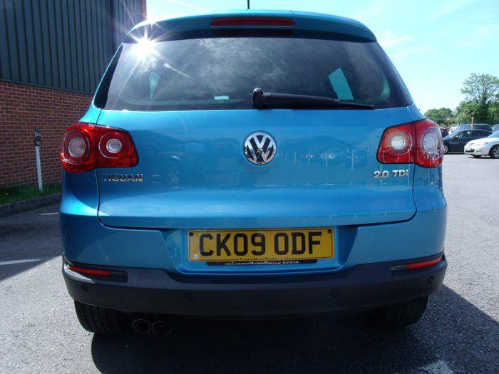 2009 Volkswagen Tiguan 2.0 Sport TDI image 4