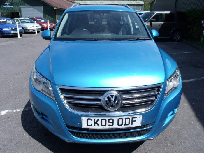 2009 Volkswagen Tiguan 2.0 Sport TDI image 5