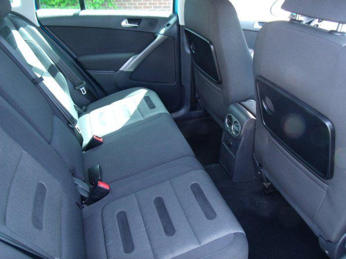 2009 Volkswagen Tiguan 2.0 Sport TDI image 9