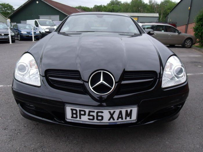 2007 Mercedes 1.8 SLK 200 AMG Sport image 3