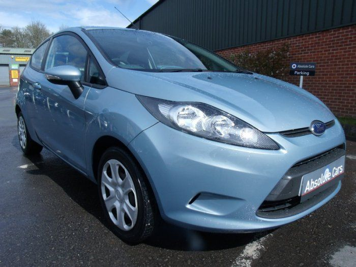2009 Ford Fiesta 1.25 image 1