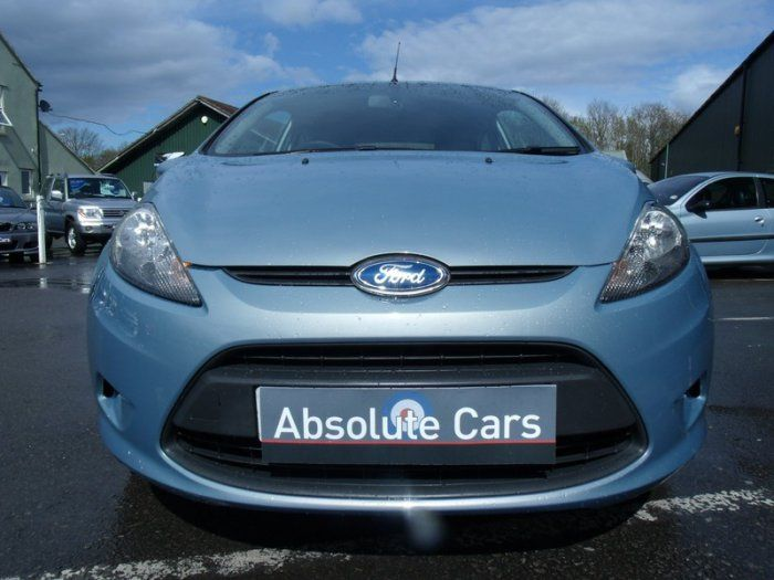2009 Ford Fiesta 1.25 image 2