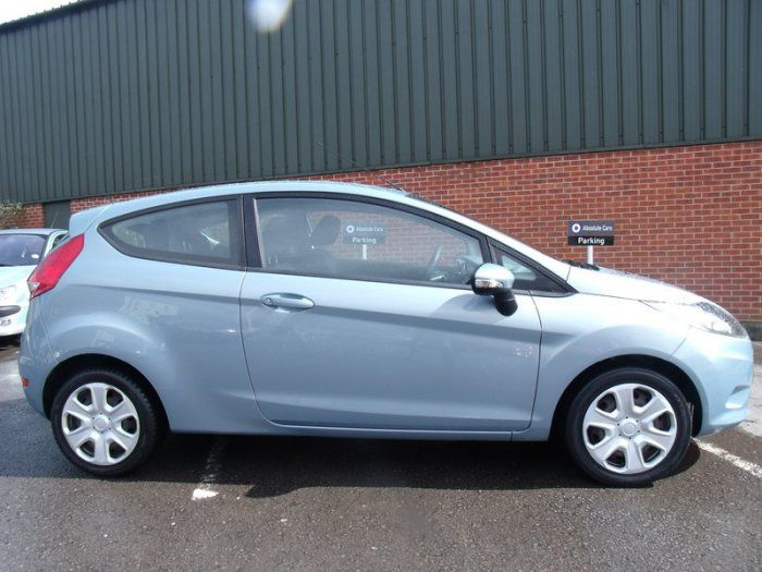 2009 Ford Fiesta 1.25 image 3