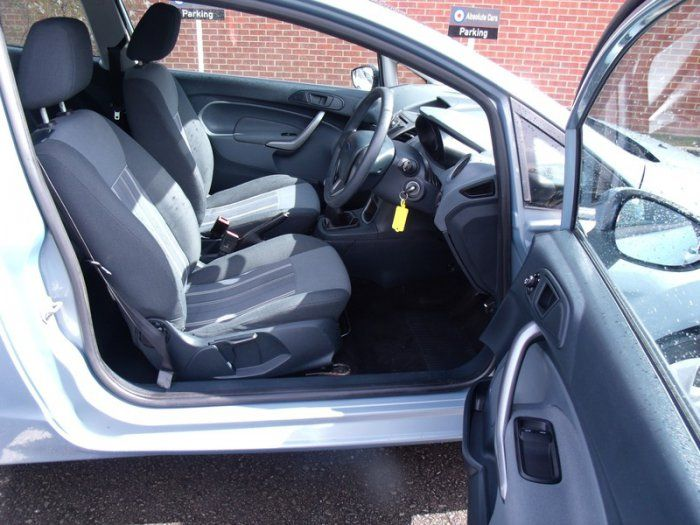 2009 Ford Fiesta 1.25 image 7