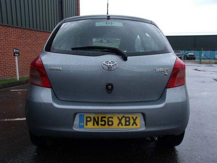 2006 Toyota Yaris 1.0 VVT-I T3 image 3