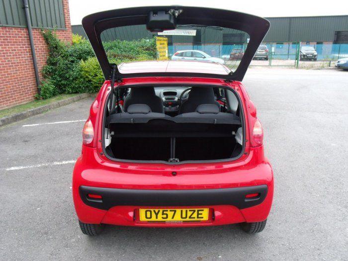 2007 Peugeot 107 1.0 image 9