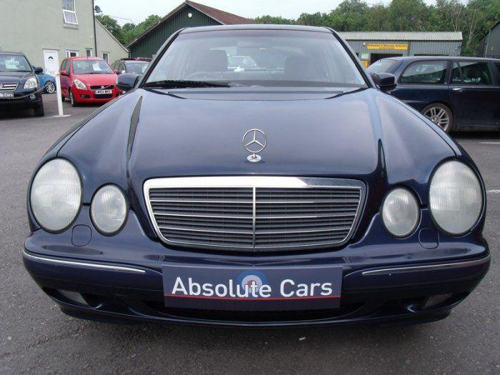 2000 Mercedes-Benz 2.4 E 240 image 2
