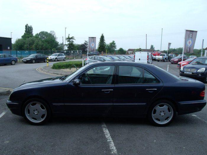 2000 Mercedes-Benz 2.4 E 240 image 4