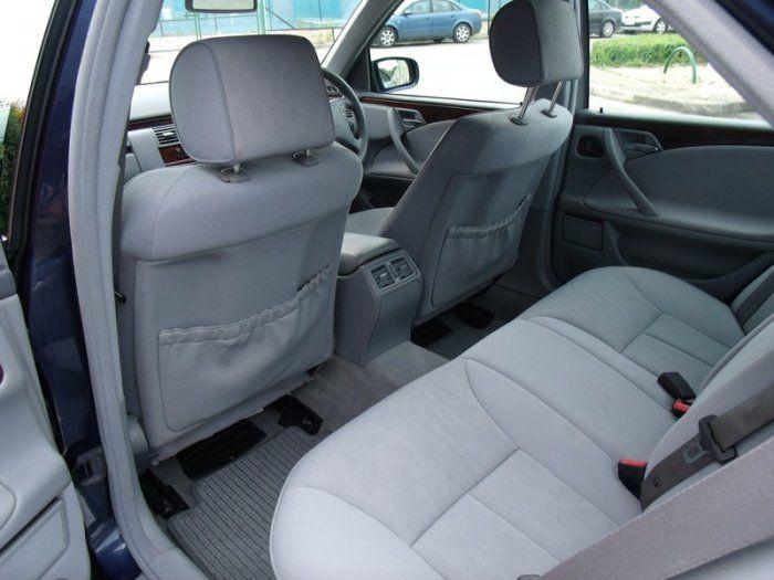 2000 Mercedes-Benz 2.4 E 240 image 8